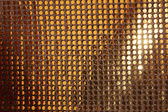 Gold background with pattern — Stock Photo