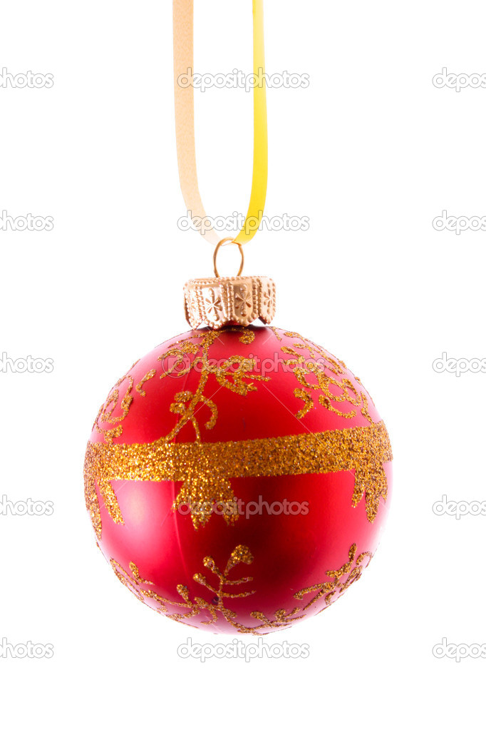 Christmas ball — Stock Photo #6780853