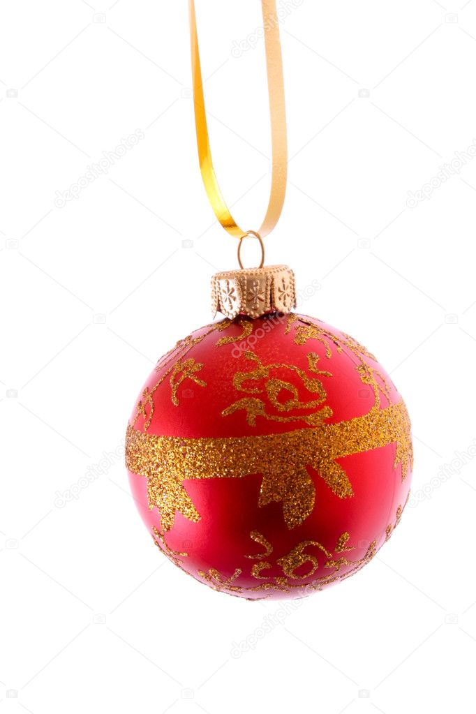 New Year and Christmas decorations — Stock Photo #6780854