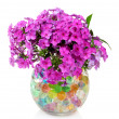 Beautiful flowers in vase — Stock Photo #6791024