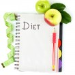 Planning of a diet — Stock Photo #6793517
