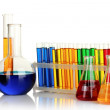 Test tubes — Stock Photo #6794657