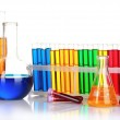 Test tubes — Stock Photo #6794660