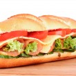 Sandwich — Stock Photo #6794861