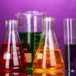 Test tubes - Stock Photo