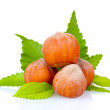 Hazelnuts — Stock Photo #6796880
