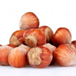 Hazelnuts — Stock Photo #6796883