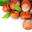 Hazelnuts — Stock Photo #6796887