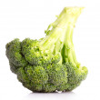 Broccoli isolated on white — Stock Photo #6797098
