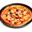Tasty pizza — Stock Photo