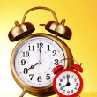 Foto de Stock  : Alarm-clock