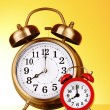 Stock Photo: Alarm-clock