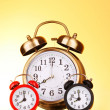Foto Stock: Alarm-clock