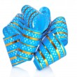 Blue Bow — Stock Photo #6798818