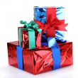 Beautiful gifts — Stock Photo #6799209