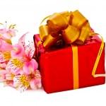 Beautiful gift — Stock Photo #6799266