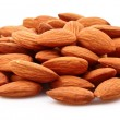 Almonds background — Stock Photo #6799443