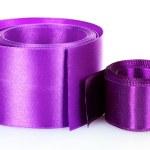 Satin ribbon — Stock Photo
