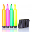 Bright markers — Stock Photo #6800054