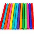 Bright markers — Stock Photo #6800221
