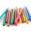 Bright markers — Foto de Stock