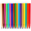 Bright markers — Stock Photo #6800253