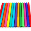 Bright markers — Stockfoto #6801319