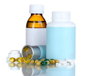 Medical pills — Stock Photo