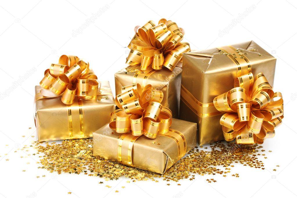 Подарки от золотой 93