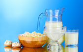 Dairy products — Stock Photo