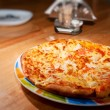 Tasty Italian pizza — Foto Stock