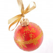 New Year and Christmas decorations — 图库照片