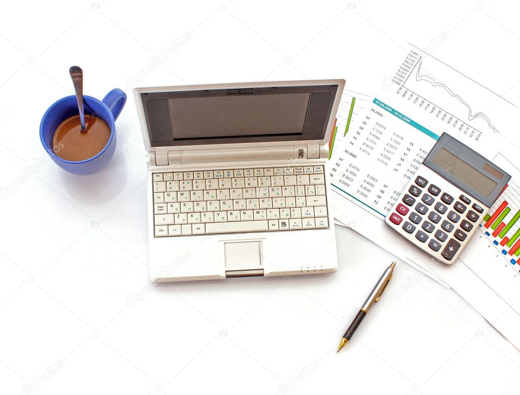 Business accessories — Stock Photo #7289039