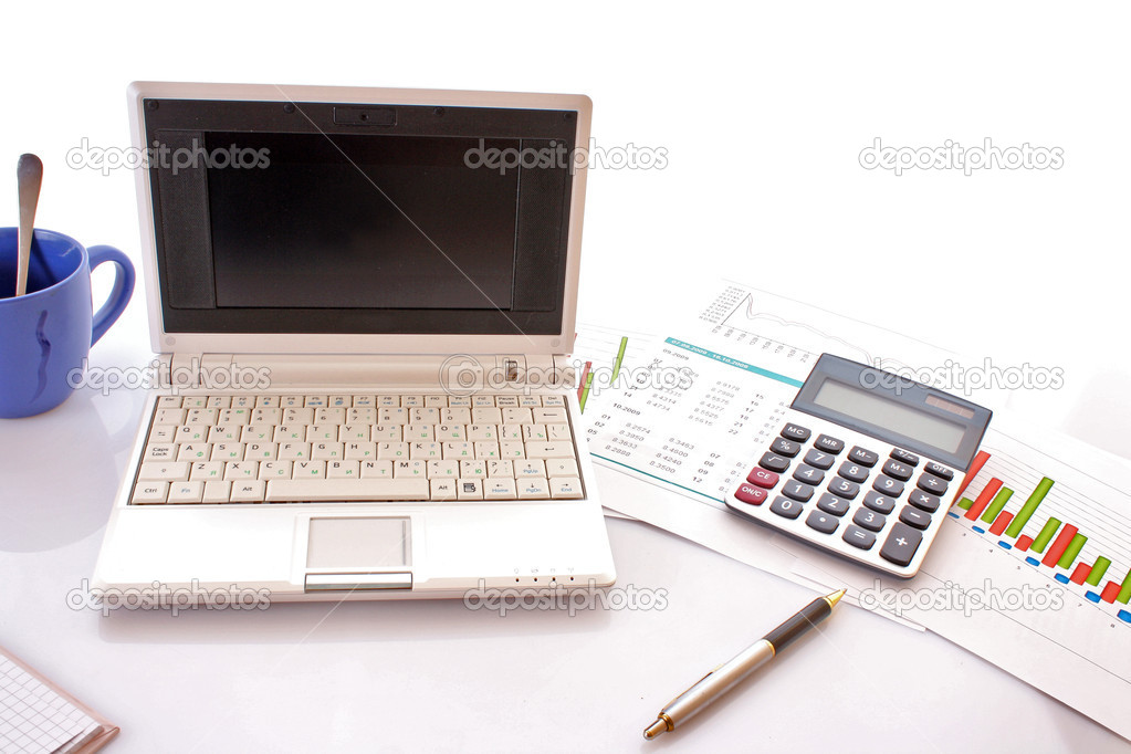 Business accessories — Stock Photo #7289047