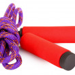 Skipping rope - Stock Photo