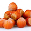Hazelnuts — Stock Photo #7294950