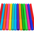 Bright markers — Stock Photo #7295108