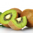 Stock Photo: Juicy kiwi fruit