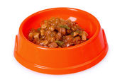 Cat food — Stock Photo