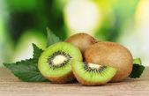 Juicy kiwi fruit — Stock Photo