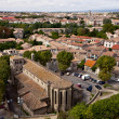 View of Carcassonne, France - Stock Photo