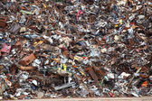 Scrap Metal ready for recycling — Stock Photo