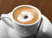 Espresso Macchiato — Stock Photo