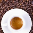 Royalty-Free Stock Photo: One espresso coffee