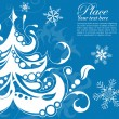 Royalty-Free Stock Imagen vectorial: Christmas frame