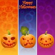Royalty-Free Stock Vectorielle: Halloween banner