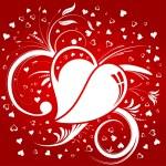 Valentines Heart — Stock Vector #6942274