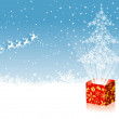 Christmas background — Stockvektor #6942315