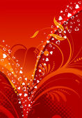 Saint-valentin — Vecteur