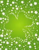 St. Patrick's Background — Stock vektor